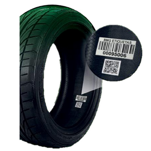 Etiquetas para pneus reformados