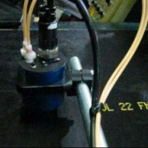 Tinta para fio e cabos silicone